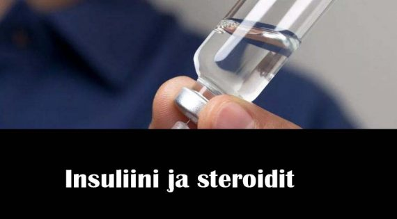 Insuliini- ja steroidisyklit