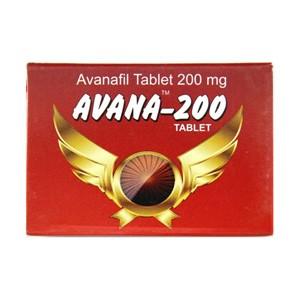 Avana 200 myytävänä osoitteessa anabol-fi.com Suomessa | Avanafil Verkossa
