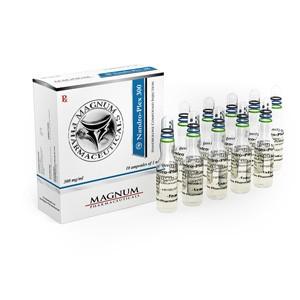 Magnum Nandro-Plex 300 myytävänä osoitteessa anabol-fi.com Suomessa   Nandrolone Phenylpropionate