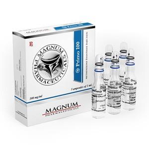 Magnum Primo 100 myytävänä osoitteessa anabol-fi.com Suomessa | Methenolone Enanthate Verkossa