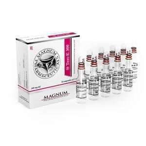 Magnum Test-E 300 myytävänä osoitteessa anabol-fi.com Suomessa | Testosterone enanthate Verkossa