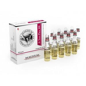 Magnum Test-Plex 300 myytävänä osoitteessa anabol-fi.com Suomessa | Sustanon 250 Verkossa