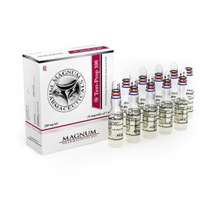 Magnum Test-Prop 100 myytävänä osoitteessa anabol-fi.com Suomessa   Testosterone propionate Verkossa