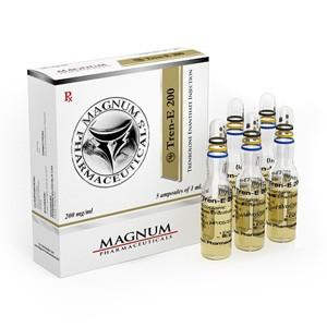 Magnum Tren-E 200 myytävänä osoitteessa anabol-fi.com Suomessa | Trenbolone enanthate Verkossa