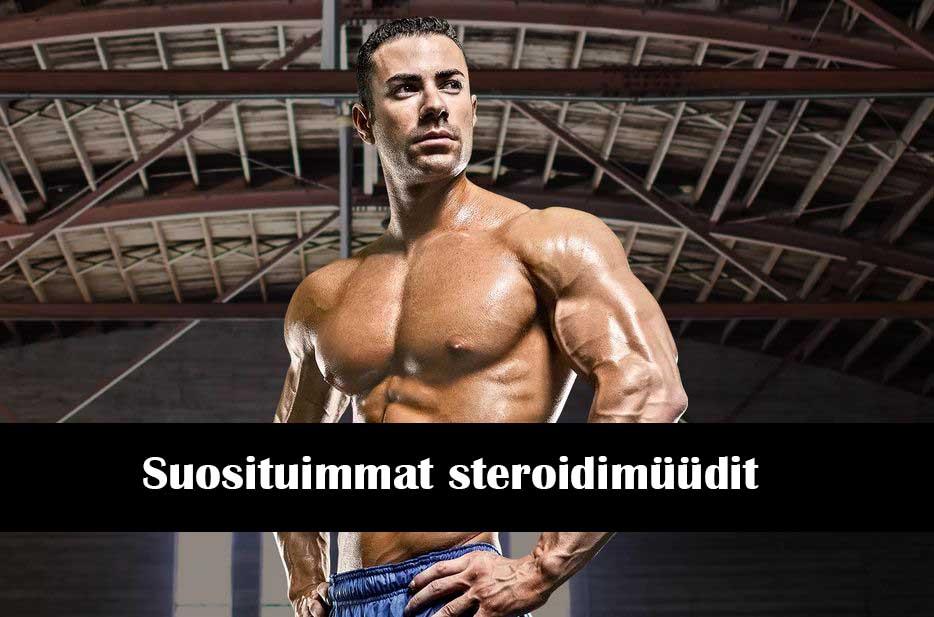 Suosituimmat steroidimüüdit