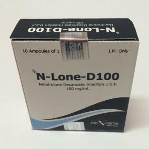 N-Lone-D 100 myytävänä osoitteessa anabol-fi.com Suomessa | Nandrolone Decanoate Verkossa
