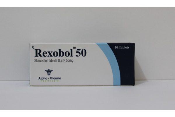 Rexobol-50 myytävänä osoitteessa anabol-fi.com Suomessa | Stanozolol Verkossa