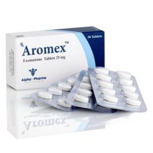 Aromex myytävänä osoitteessa anabol-fi.com Suomessa | Exemestane Verkossa