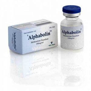 Alphabolin (injektiopullo) myytävänä osoitteessa anabol-fi.com Suomessa   Methenolone Enanthate Verkossa