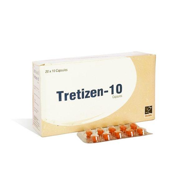 Tretizen 10 myytävänä osoitteessa anabol-fi.com Suomessa | Isotretinoin Verkossa