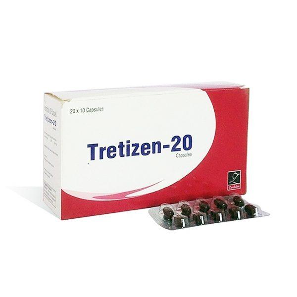 Tretizen 20 myytävänä osoitteessa anabol-fi.com Suomessa   Isotretinoin Verkossa