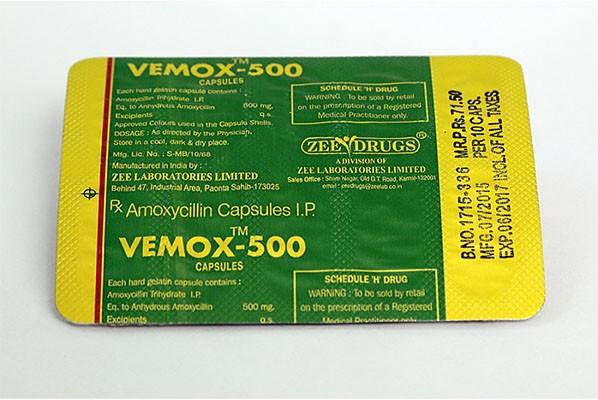 Vemox 500 myytävänä osoitteessa anabol-fi.com Suomessa | Amoxicillin Verkossa