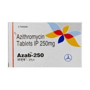 Azab 250 myytävänä osoitteessa anabol-fi.com Suomessa   Azithromycin Verkossa